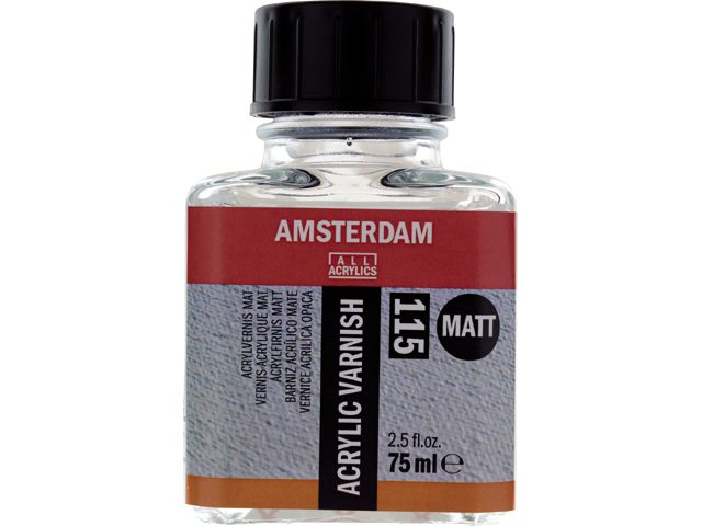 Royal Talens - Amsterdam acryl varnish MATT 75 ml