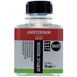 Royal Talens - Amsterdam acrylic medium MATT 75 ml