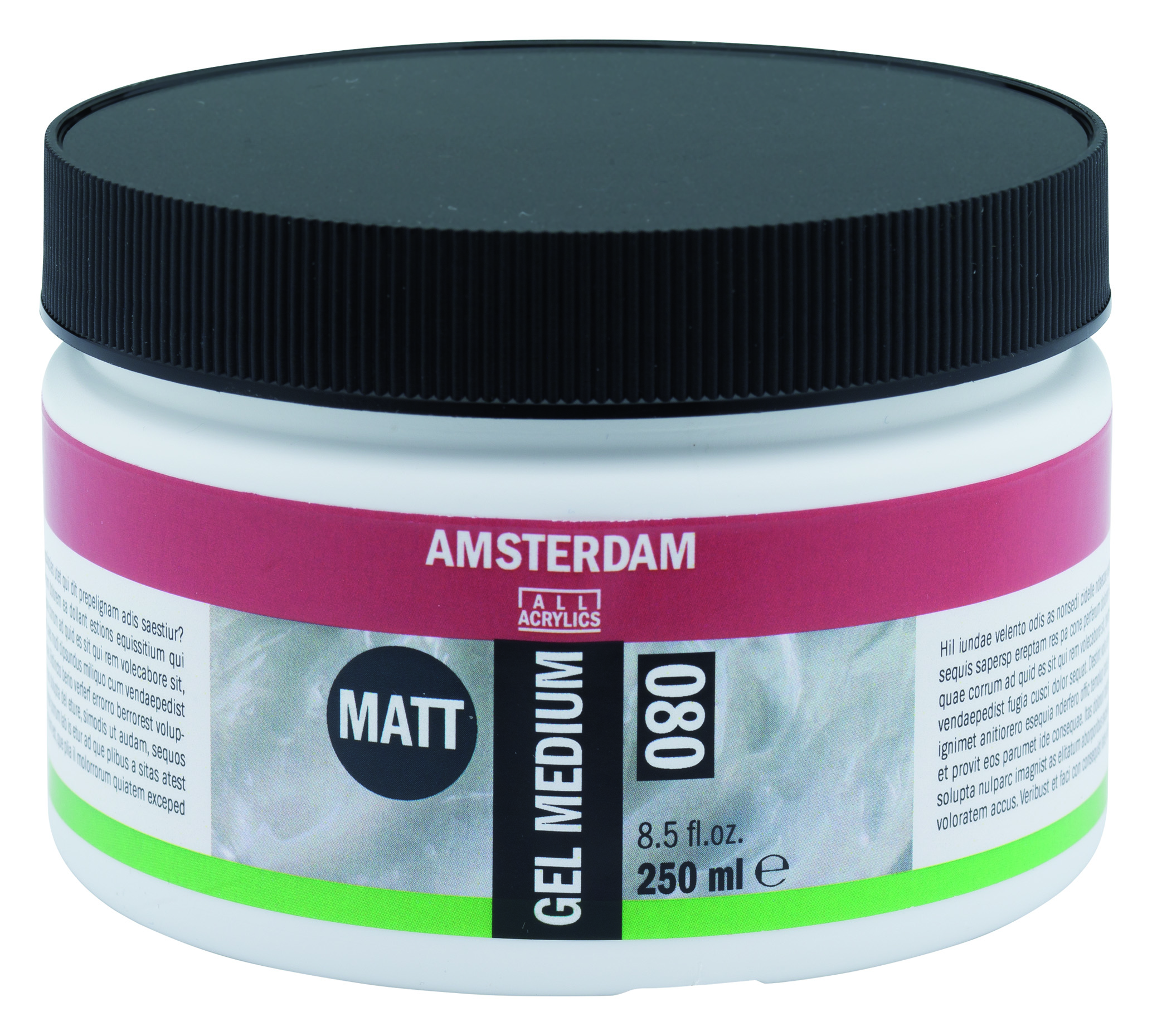 Royal Talens - Amsterdam acrylic gel medium MATT, 250 ml