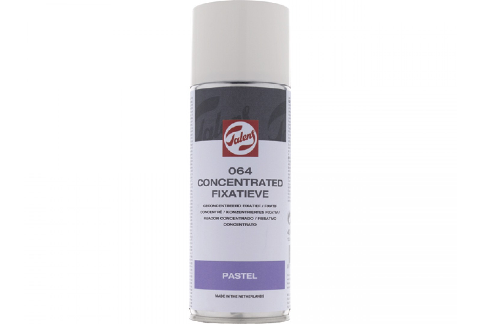 Royal Talens, Concentrated fixative, fixativ pro suchý pastel, spray, 400ml