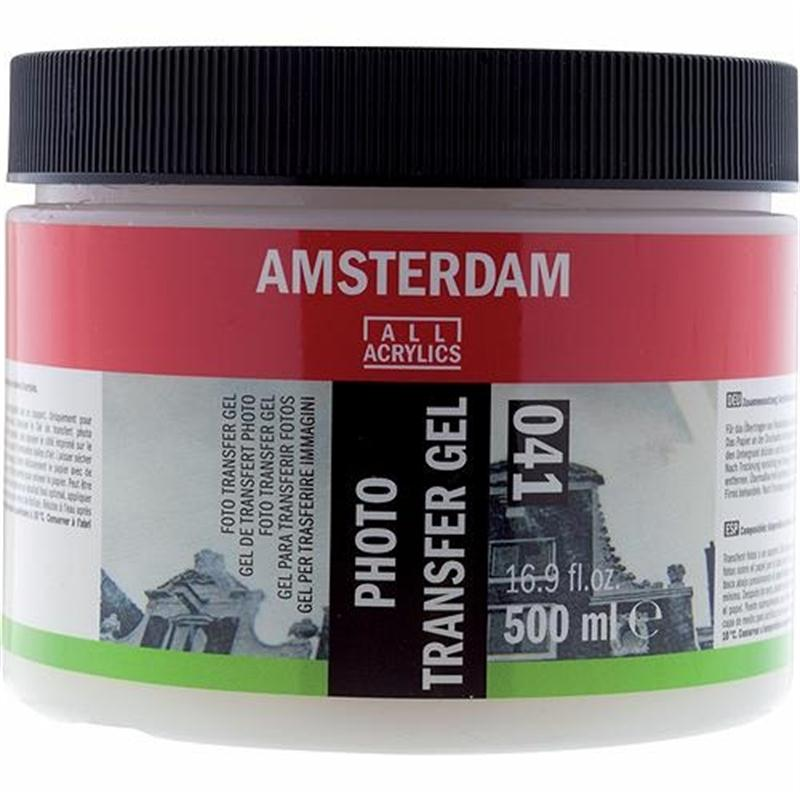Royal Talens, Amsterdam Photo transfer medium, 500ml