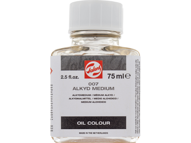 Royal Talens, alkydové medium 75ml