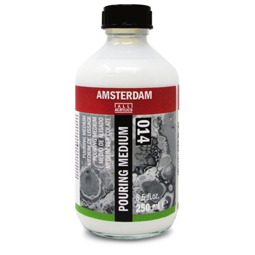 Royal Talens, Amsterdam POURING MEDIUM, 250 ml